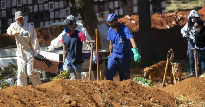 Coronavirus, oltre 26mila in 24 ore in Brasile: il record a Sao Paulo nel giorno della riapertura. Massima allerta in Corea del Sud