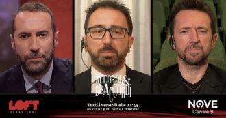 """Matteo Renzi, Alfonso Bonafede ad Accordi&Disaccordi (Nove): """"Mai incontrato, ma non ho alcun problema personale con lui"""""""