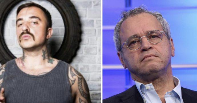 """Chef Rubio attacca Enrico Mentana. Che commenta: """"L'odio gli ha dato alla testa"""". E non finisce qui"""
