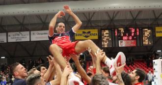 Volley, si ritira Fei: l'ultimo giocatore rimasto in attività della Nazionale campione del mondo nel 1998. Ora il futuro come team manager