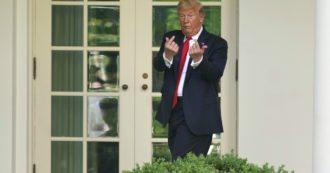 """George Floyd, Trump trasforma l'omicidio in caso politico: """"Cani feroci contro i manifestanti alla Casa Bianca"""". E il Congresso si mobilita per conquistare l'elettorato nero"""