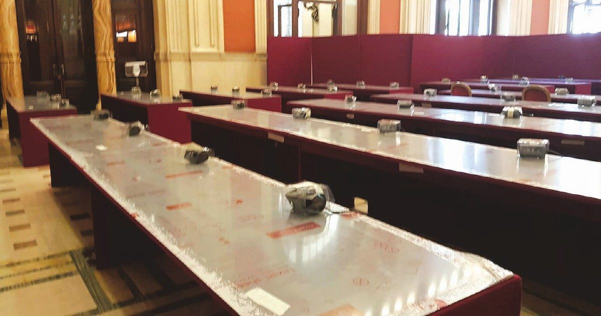 Montecitorio riapre e si fa in tre: i deputati temono di finire in corridoio o in tribuna