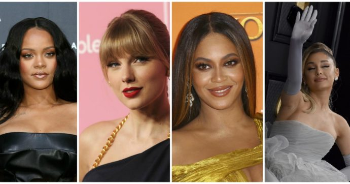 """George Floyd, da Taylor Swift a Beyoncé e Rihanna: anche i vip protestano e attaccano Donald Trump. """"A novembre ti cacceremo via"""""""