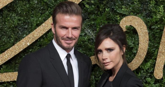 """""""David e Victoria Beckham vogliono Gordon Ramsay come chef al matrimonio del figlio Brooklyn"""""""