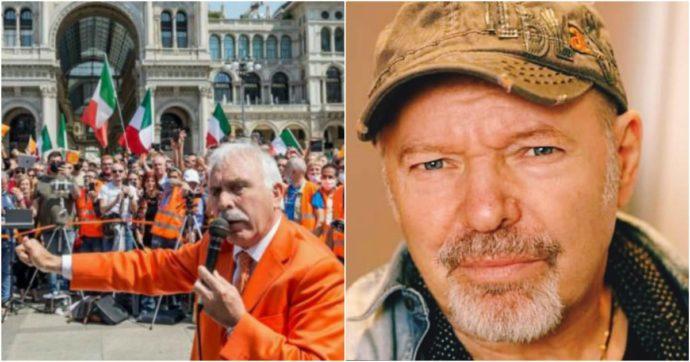 """""""Gilet arancioni? In Italia la farsa ha preso il posto della realtà"""". Vasco rilancia il post di Scanzi e diventa bersaglio degli insulti di Pappalardo"""