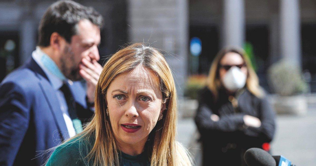Giorgia si sente quasi Mattarella: voleva salire al Milite ignoto