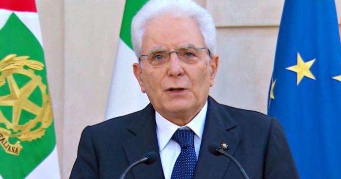 """Mattarella: """"Autonomia base della democrazia, ma no a conflitti istituzionali logoranti. Non vince da solo un territorio contro l'altro"""""""