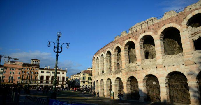 Arena di Verona, eventi live con 6000 spettatori. E ipotesi di un esperimento a piena capienza