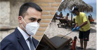 """Coronavirus, in Grecia quarantena per chi arriva dal Nord Italia. Di Maio: """"Siamo pronti a chiudere le frontiere a chi non ci rispetta"""""""