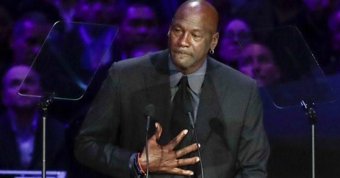 """George Floyd, Michael Jordan rompe il silenzio: """"In Usa razzismo insensato. Sono con chi protesta, servono messaggi di pace"""""""