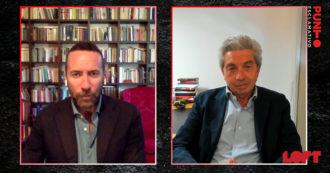 """Gilet arancioni, Antonio Padellaro a Punto Esclamativo: """"Mi preoccupa l'attesa a destra che arrivi la rabbia sociale per buttare giù Conte"""""""