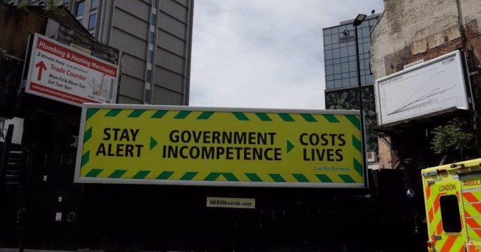 """Coronavirus – Regno Unito, la stima dell'Istituto di statistica: """"Oltre 49mila morti"""". Quelli ufficiali sono 10mila di meno"""