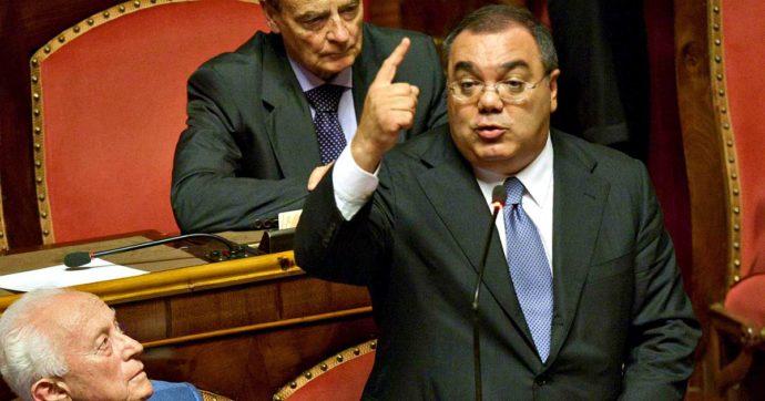 """De Gregorio, l'ex senatore """"finanziò un diplomatico che gli aveva chiesto una campagna contro il governo albanese"""""""