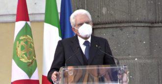 """Roma, Mattarella al concerto all'ospedale Spallanzani: """"Qui per dire grazie a tutto il personale. Vostro lavoro è punto di riferimento"""""""