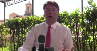 """Matteo Renzi: """"Tangentopoli nasce quando la politica è debole e la magistratura svolge un ruolo di supplenza"""""""