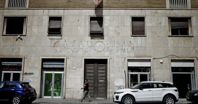 """Casapound, notificato provvedimento di sequestrato dello stabile. Il gip di Roma: """"Condotte riprovevoli ma non associazione a delinquere finalizza al razzismo"""""""