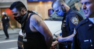 Floyd, autopsia: 'Aveva il coronavirus'. Scontri: 22enne ucciso, 90 arresti a New York. Oltre 10mila fermati dall'inizio delle proteste