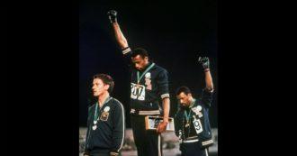 Usa, i 75 anni di John Carlos: il pugno alzato di Città del Messico che portò la voce dei neri nello sport. Ma il Paese non è ancora pronto
