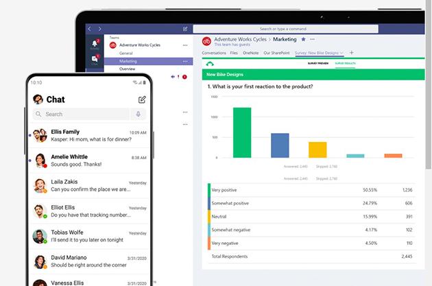 Microsoft Teams, novità in arrivo per l'app di videoconferen