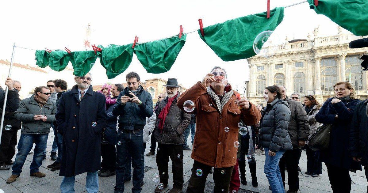 Cassazione: mutande verdi 2 la vendetta. Roberto Cota sarà di nuovo processato