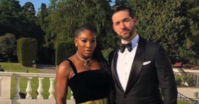 """Serena Williams, il marito Alexis Ohanian lascia il cda di Reddit: """"Sostituitemi con un afroamericano, lo faccio per mia figlia"""""""