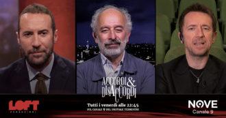 """Autostrade, Gad Lerner ad Accordi&Disaccordi (Nove): """"Ci sarà rottura con il governo? Conte faccia seguire i fatti alle parole"""""""