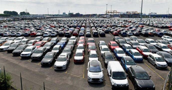Mercato auto Europa, è ottobre rosso: -7,1 per cento di immatricolazioni