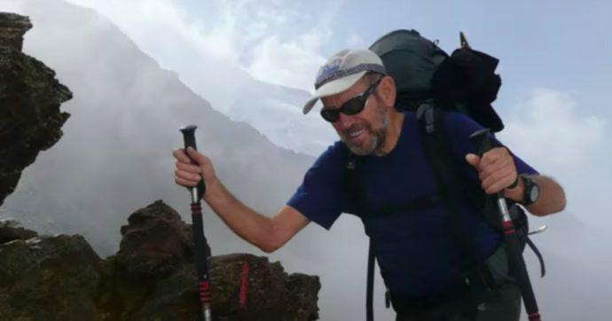 """Ezio Berti, l'alpinista veneto protagonista di 25 spedizioni sull'Himalaya. """"Era tutto famiglia e cime, aveva una sola amante: la fotografia"""""""
