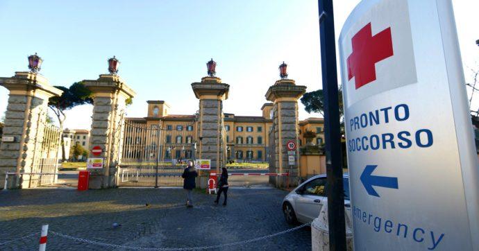 Roma, si sveglia dall'anestesia e con un estintore devasta il pronto soccorso del San Camillo: 44enne fermato dai Carabinieri