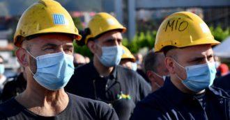 """Gli operai tornano in piazza: """"Risolvere le 144 crisi. Nel post-Covid a rischio 300mila posti"""". Da Ilva a Whirlpool: la mappa di chi trema"""