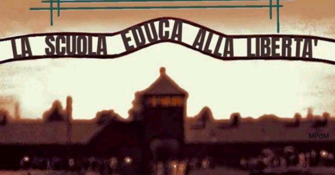 """Consigliere leghista paragona la scuola a Auschwitz: polemica. Ascani: """"Mi inorridisce"""". Fiano (Pd): """"Banalizzazione della storia"""""""