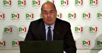 """Governo, Zingaretti: """"Siamo a un bivio, dobbiamo decidere se fare l'Italietta o se cambiare finalmente le cose"""""""