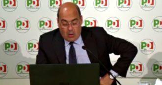 """Elezioni Regionali, Zingaretti al M5s: """"Non ostacolate gli accordi, il Pd è disponibile ad alleanze larghe per battere la destra"""""""