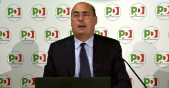 """Zingaretti blinda il governo: """"Non ci sono alternative. Nessun contrasto con Conte, ora serve una svolta: Italietta o cambiare tutto"""""""