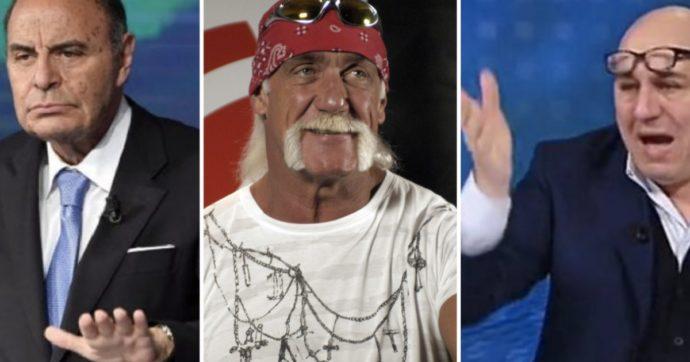 Cosa hanno a che fare Hulk Hogan, Guido Crosetto e Bruno Vespa?