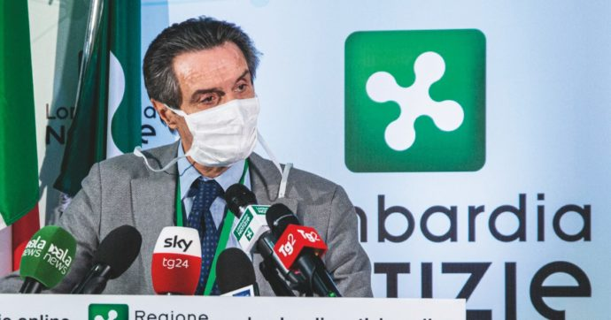 Coronavirus, commissariare la Lombardia sarebbe un favore per la salute dei cittadini