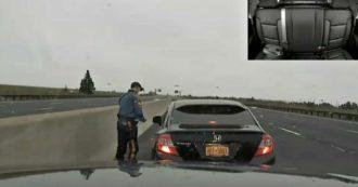 Usa, afroamericano ucciso da un agente in New Jersey due giorni prima di George Floyd: il video apre un nuovo caso