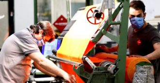"""Coronavirus, Istat: """"A maggio persi 84mila posti di lavoro. Disoccupazione sale al 7,8%"""""""