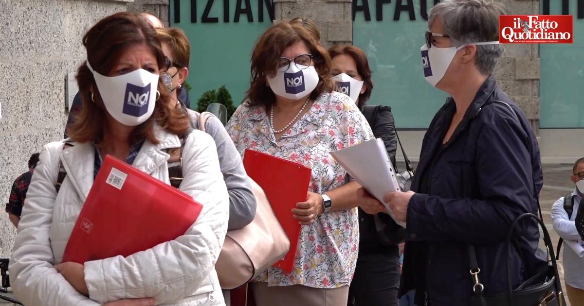 """Coronavirus, i familiari delle vittime scrivono a Ue e Cedu: """"Crimini contro l'umanità nella gestione dell'emergenza in Lombardia"""""""
