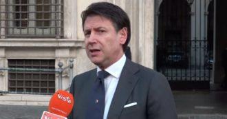 """Conte: """"Inchiesta di Bergamo? Non sono preoccupato, riferirò tutto ai magistrati. Regeni? In commissione appena possibile"""""""