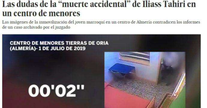 """Spagna, video fa emergere un """"caso Floyd"""": è un 18enne morto nel 2019. Era stato immobilizzato da sei persone"""