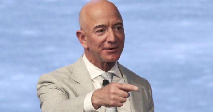 Jeff Bezos, l'uomo più ricco del mondo batte un nuovo record: ha guadagnato 13.000 milioni di dollari in un giorno