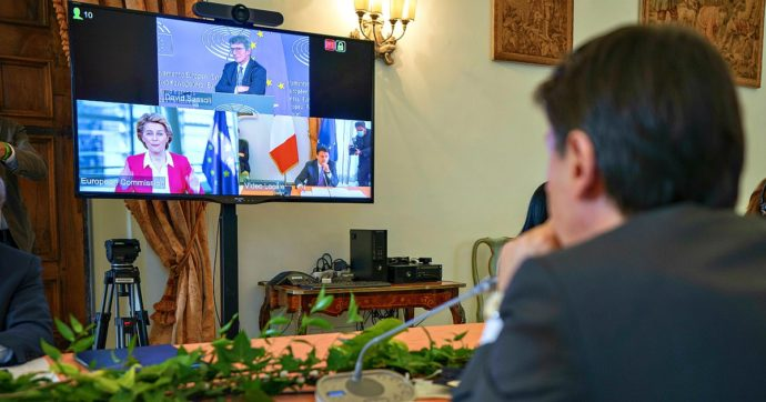 """Stati generali dell'economia, vertici Ue: """"L'Italia ha indicato la ..."""