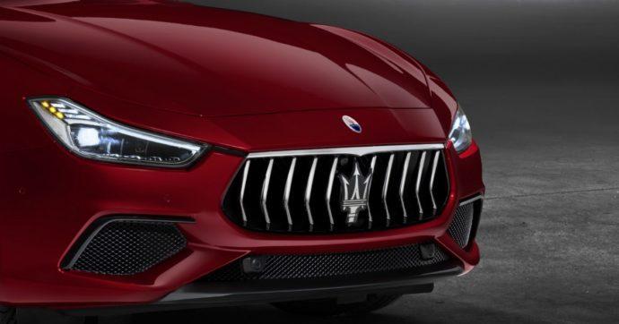 Maserati Ghibli, il restyling porta in dote un ibrido da 330 Cv. Ecco i piani del Tridente