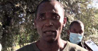 """Stati Generali, il sindacalista Soumahoro da Conte dopo la protesta a Villa Pamphili: """"Premier ha detto che cambieranno decreti Sicurezza"""""""
