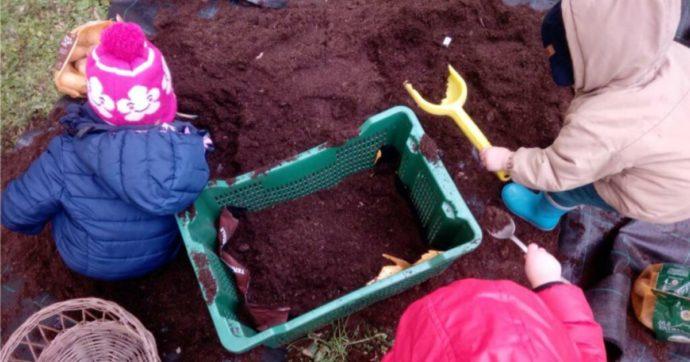 L'orto in cassetta per far crescere i bambini più consapevoli e felici