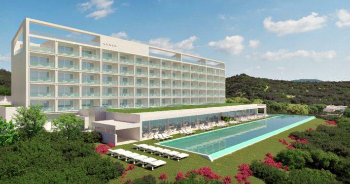 Sardegna, l'albergo sul mare di Renato Soru bloccato dalla legge Salvacoste (voluta da Soru)