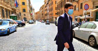 """Coronavirus, Speranza: """"Dati preoccupanti, rialzare il livello dell'attenzione. Appello ai giovani, usare tutte le cautele possibili"""""""