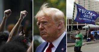 Usa, Trump prova a ripartire dal comizio di Tulsa. Dal crollo alle elezioni di midterm alle proteste per Floyd: la lunga crisi del presidente
