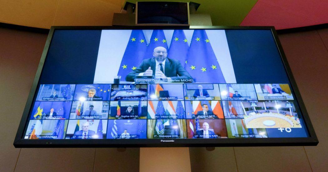 Recovery fund, in corso il vertice decisivo dopo quattro mesi di discussioni e cinque Consigli europei a distanza. Ecco le tappe, tra speranze nell'emissione di debito comune e resistenze nazionali